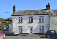 SSTC - £225,000 - 4 Bedroom End-of-Terrace Period Cottage in Need of Renovation For Sale in Lifton area – click for details